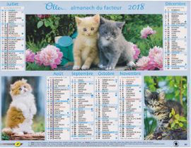 calendrier-la-poste-2018-chatons-pele-mele-2-1131662855_ML