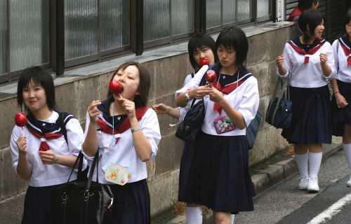 uniforme-au-japon